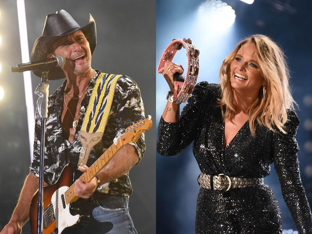 Photo Gallery: CMA Fest's Nissan Stadium Night 3 With Tim McGraw, Miranda Lambert, Dierks Bentley, Luke Combs & More