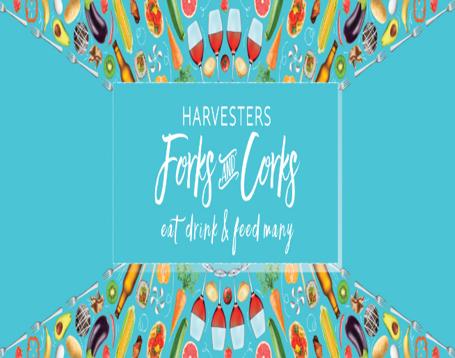 Harvesters Forks & Corks | April 4