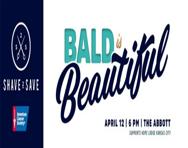 Shave to Save KC   April 12