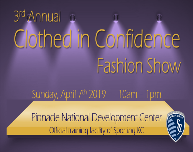Clothed In Confidence   April 7