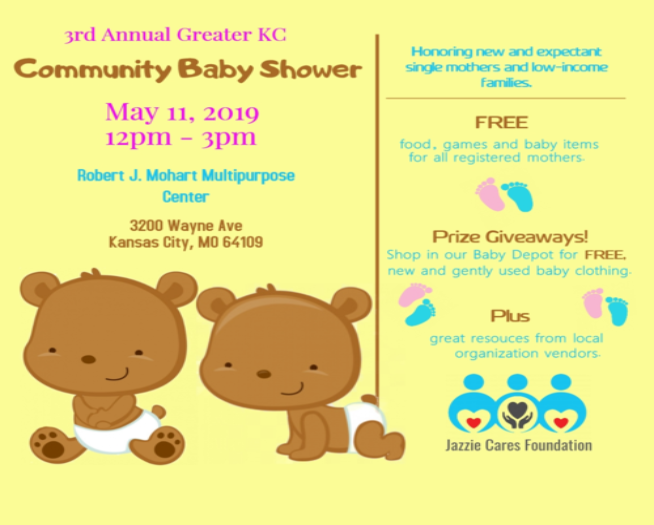Greater KC Community Baby Shower | May 11
