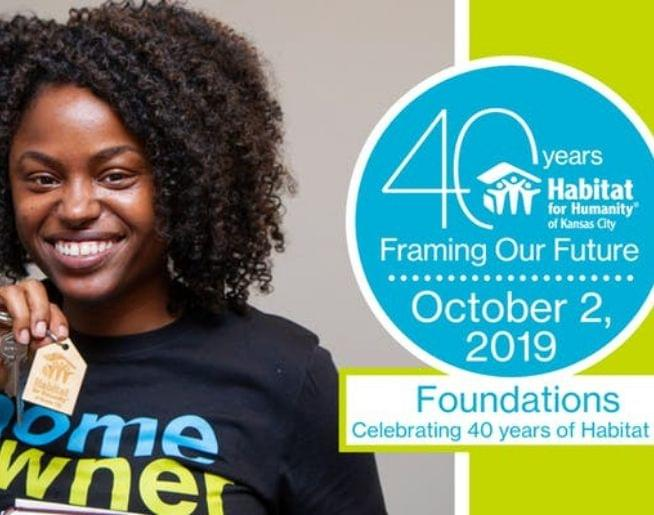Habitat for Humanity's Annual Foundations Event