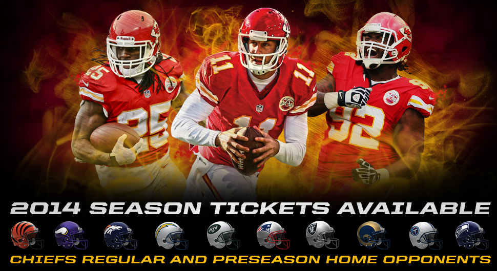 WIN CHIEFS preseason tickets at 8am, 11am, and 3pm