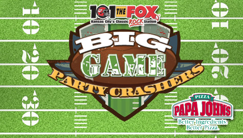 Big Game Party Crashers