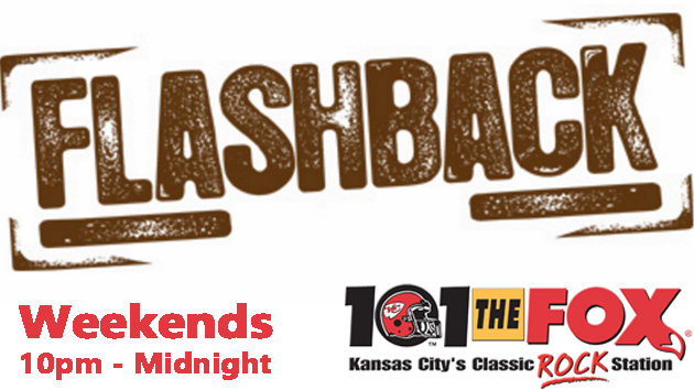 Flashback Weekends 10pm-Midnight