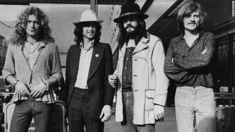 Jury: LED ZEPPELIN Did Not Steal 'Stairway To Heaven' Intro