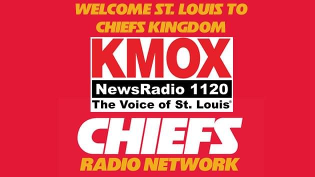 Chiefs Radio Network adds KMOX in STL as Affiliate