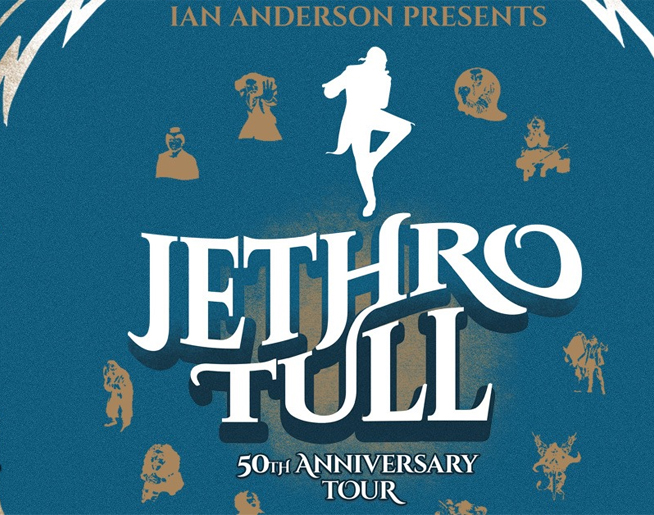 101 The Fox & Ian Anderson present Jethro Tull's 50th Anniversary Tour