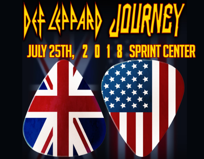 Def Leppard & Journey at Sprint Center