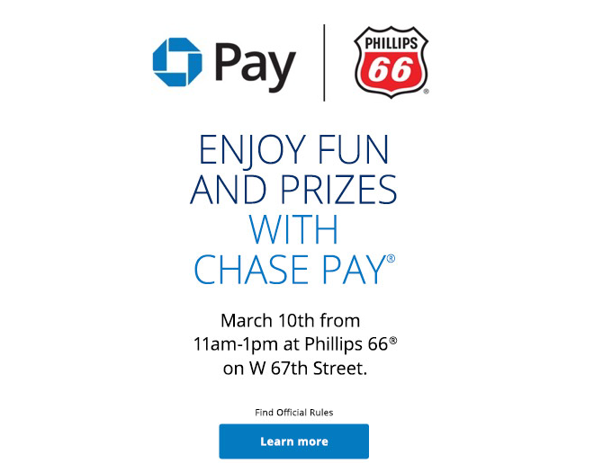 Gasketball at Phillips 66 & Chase Pay THIS Saturday