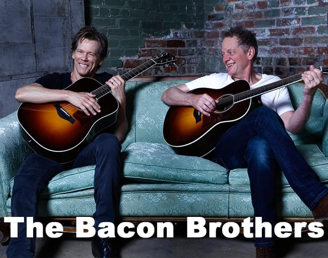 The Bacon Brothers LIVE at Harrah's Voodoo Lounge on July 14th