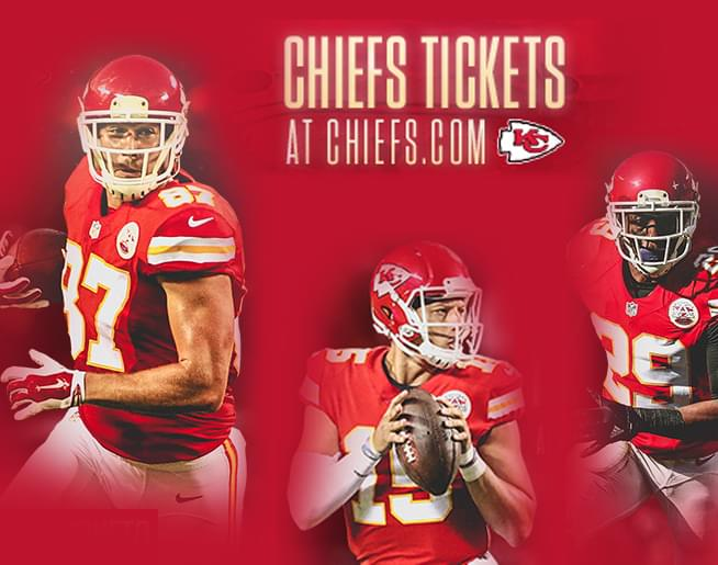2018 Chiefs Schedule & Tickets