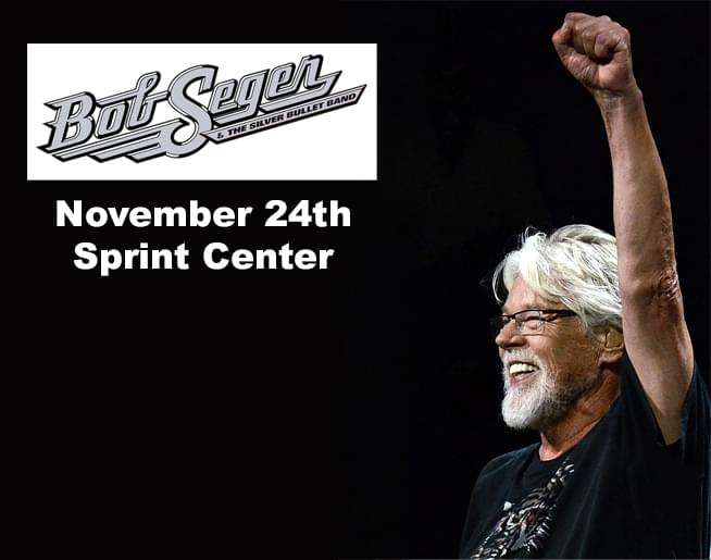 Bob Seger & The Silver Bullet Band – Rescheduled!