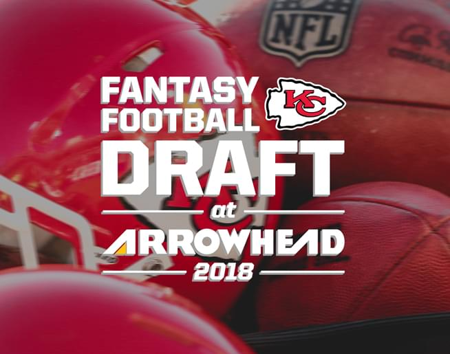 Fantasy Football Draft at Arrowhead Stadium!