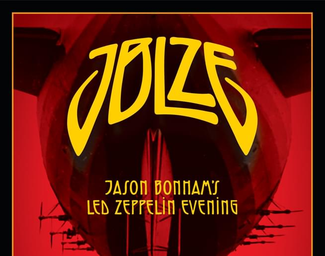 Jason Bonham's Led Zeppelin Evening – November 13th