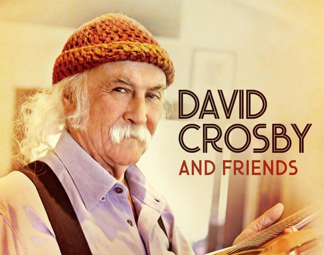 David Crosby & Friends at Liberty Hall – Nov. 11