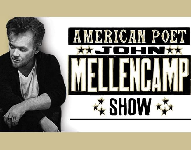 John Mellencamp LIVE at The Midland on March 14th