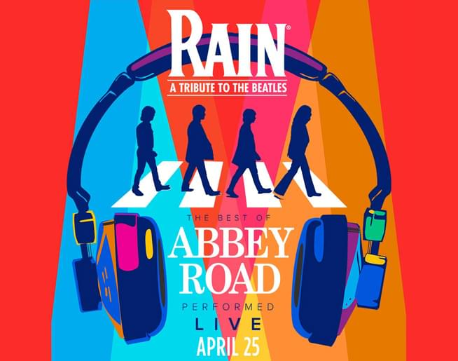 RAIN – A Tribute to The Beatles on April 25th, 2019
