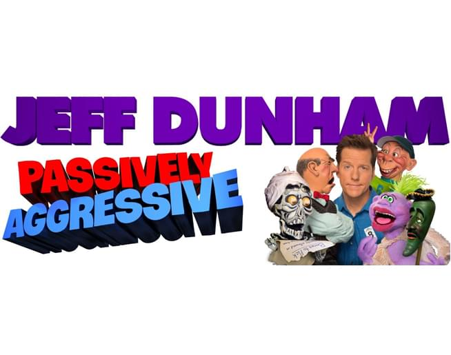 Jeff Dunham LIVE at Sprint Center on December 29th