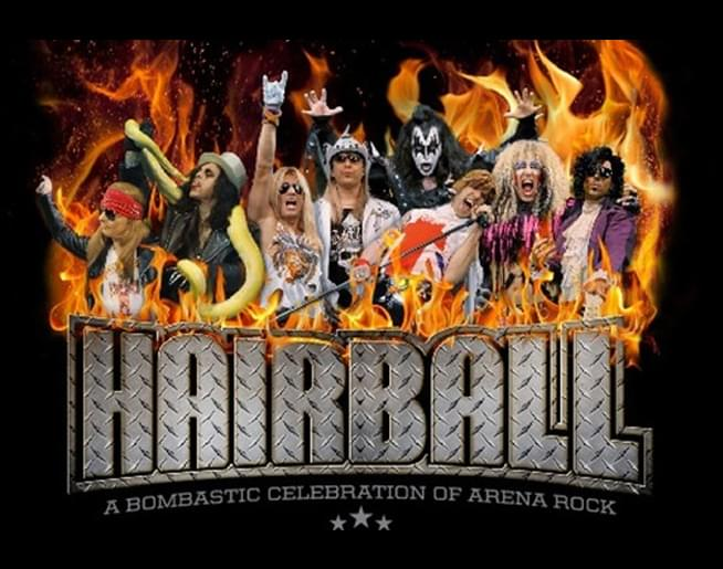 Hairball LIVE at Harrah's Voodoo Lounge January 11th