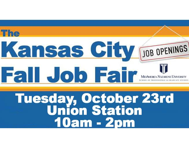 The 2018 Kansas City Fall Job Fair