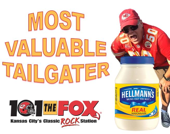 Hellmann's Most Valuable Tailgater