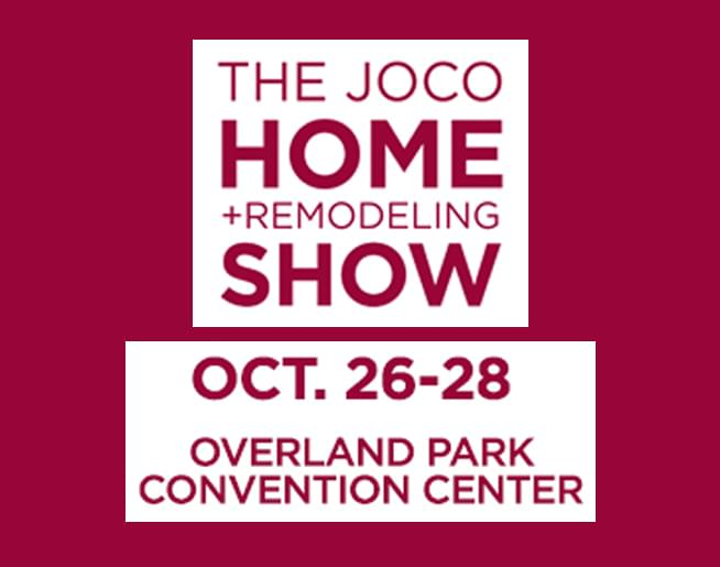 The JOCO Home + Remodeling Show – Oct. 26-28