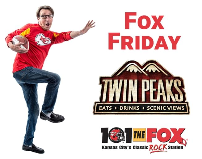 Fox Friday's at Twin Peaks with Skid Roadie!