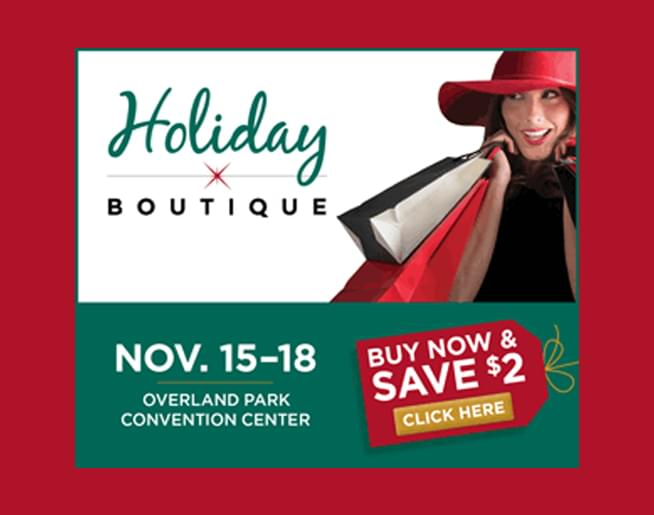 The Holiday Boutique returns November 15-18