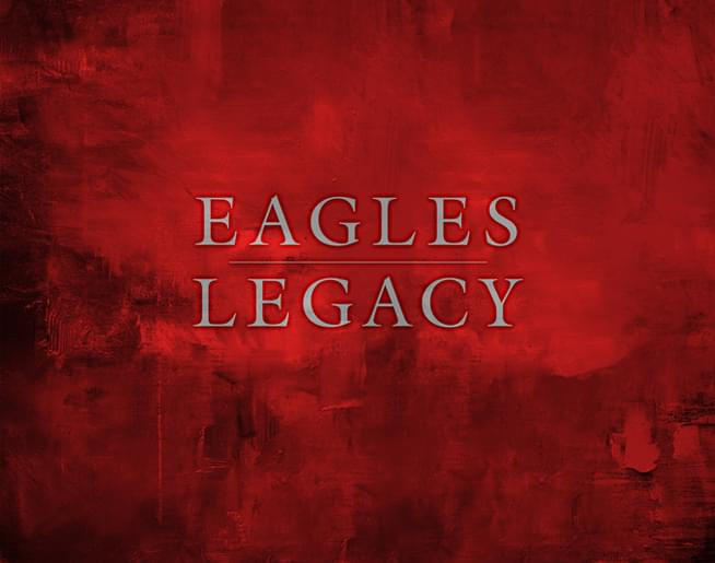 101 The Fox Has Your Chance To Score Eagles Legacy Collection A Career Spanning With Seven Studio Als Three Live