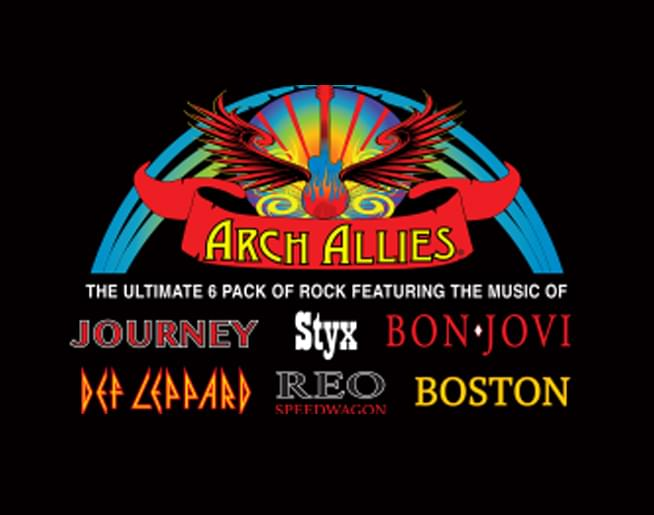 Arch Allies Tribute Show – December 14th