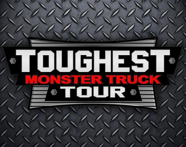 toughest monster truck