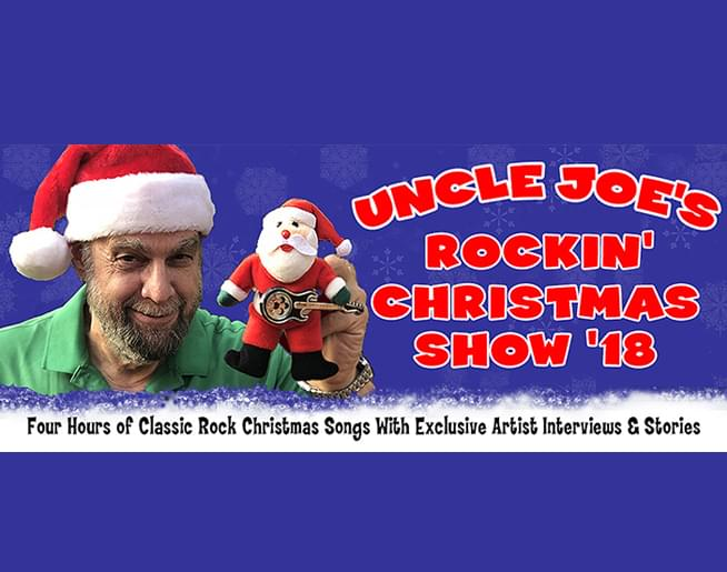 Uncle Joe's Rocking Christmas Show – Win a Masterbuilt Smoker!