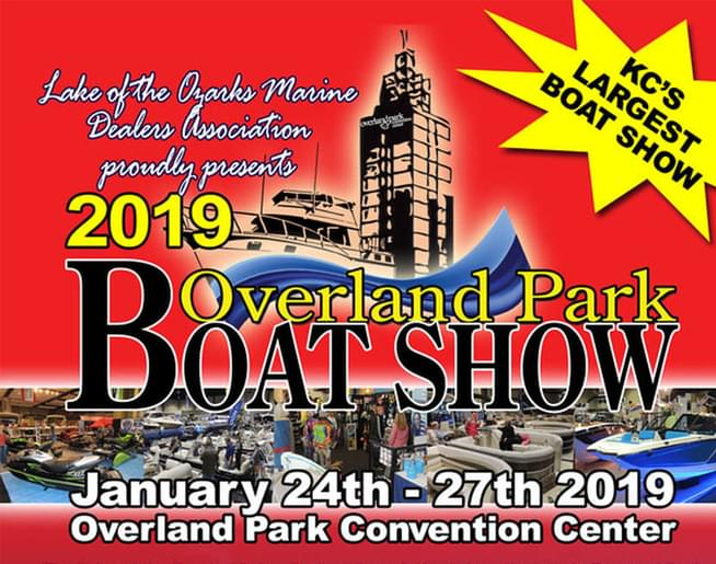 2019 Overland Park Boat Show