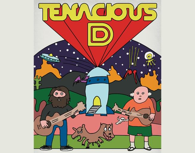 Tenacious D at Starlight Theatre on July  27th