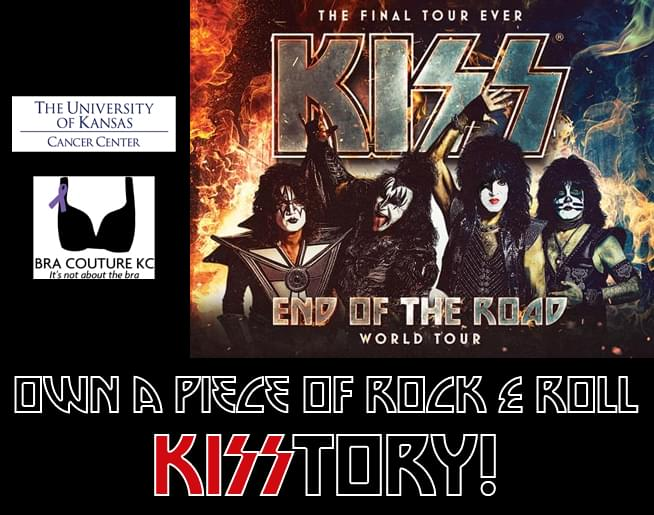KISS Charity Auction