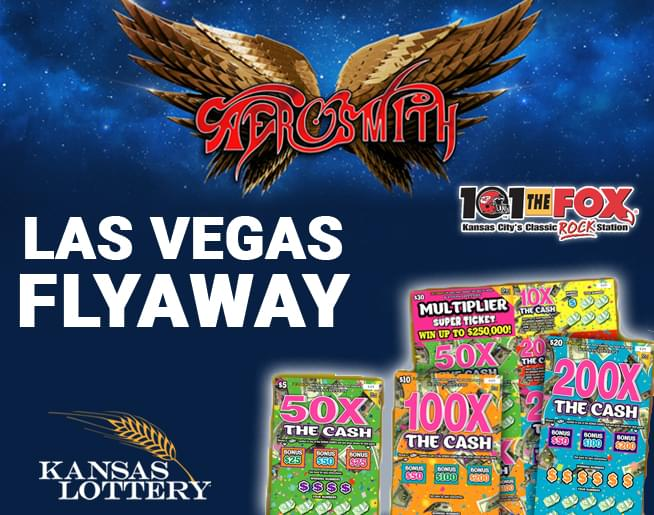 Aerosmith Fox Flyaway to Las Vegas
