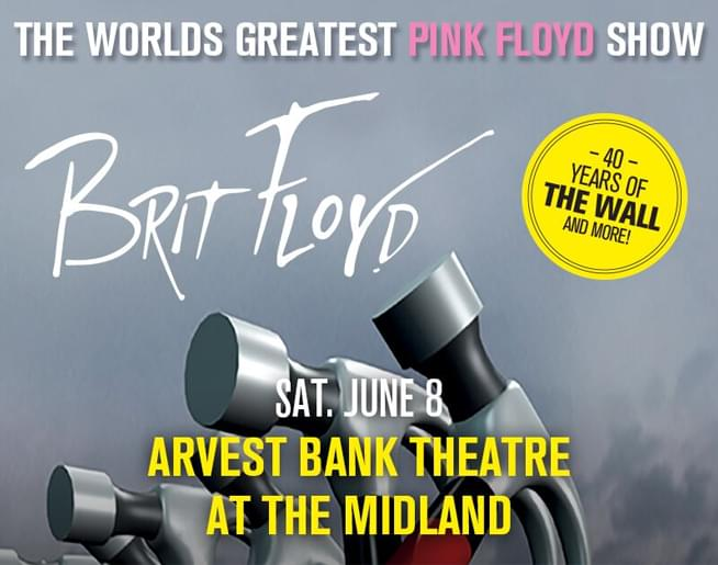 Brit Floyd – June 8th at The Midland