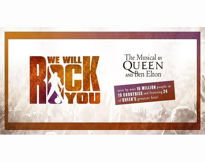 Queen Musical We Will Rock YOU at the Midland