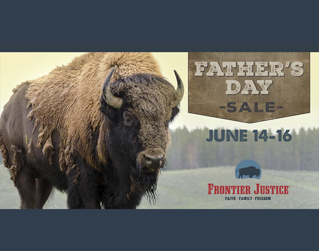 Frontiers Justice Saturday June 15th