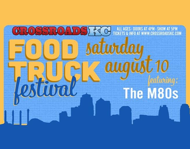 CrossroadsKC Food Truck Festival – August 10