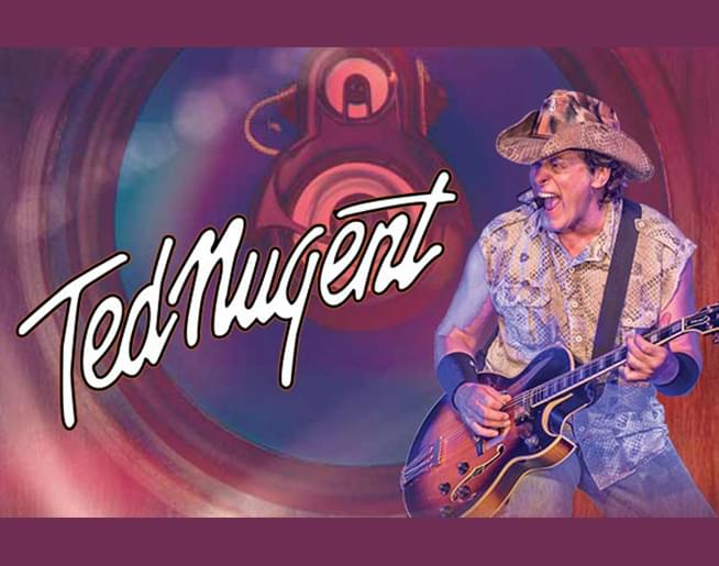 TED NUGENT // AMERISTAR CASINO // AUGUST 2ND