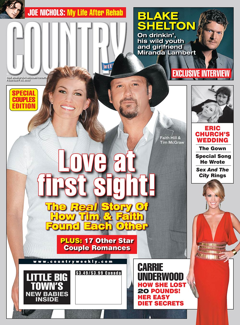 Country Weekly 2008 Issue Archive  d034aac93