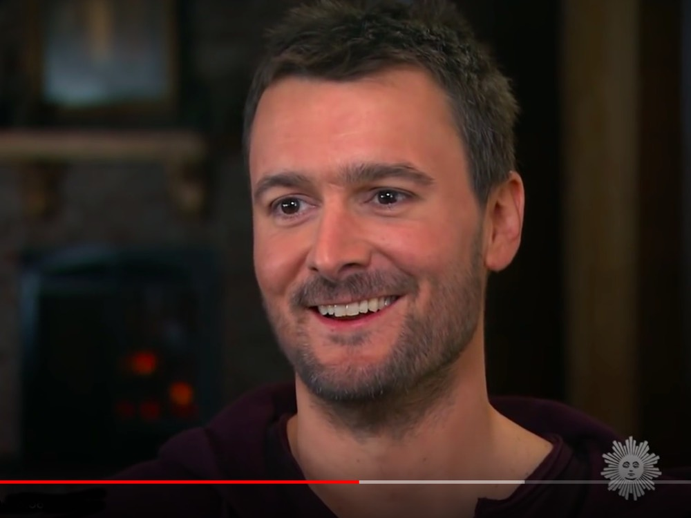 "Eric Church Interviewed on ""CBS Sunday Morning"""