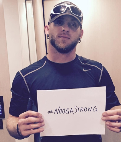 Brantley Gilbert to Hold Benefit Show for Families of Chattanooga Shooting Victims
