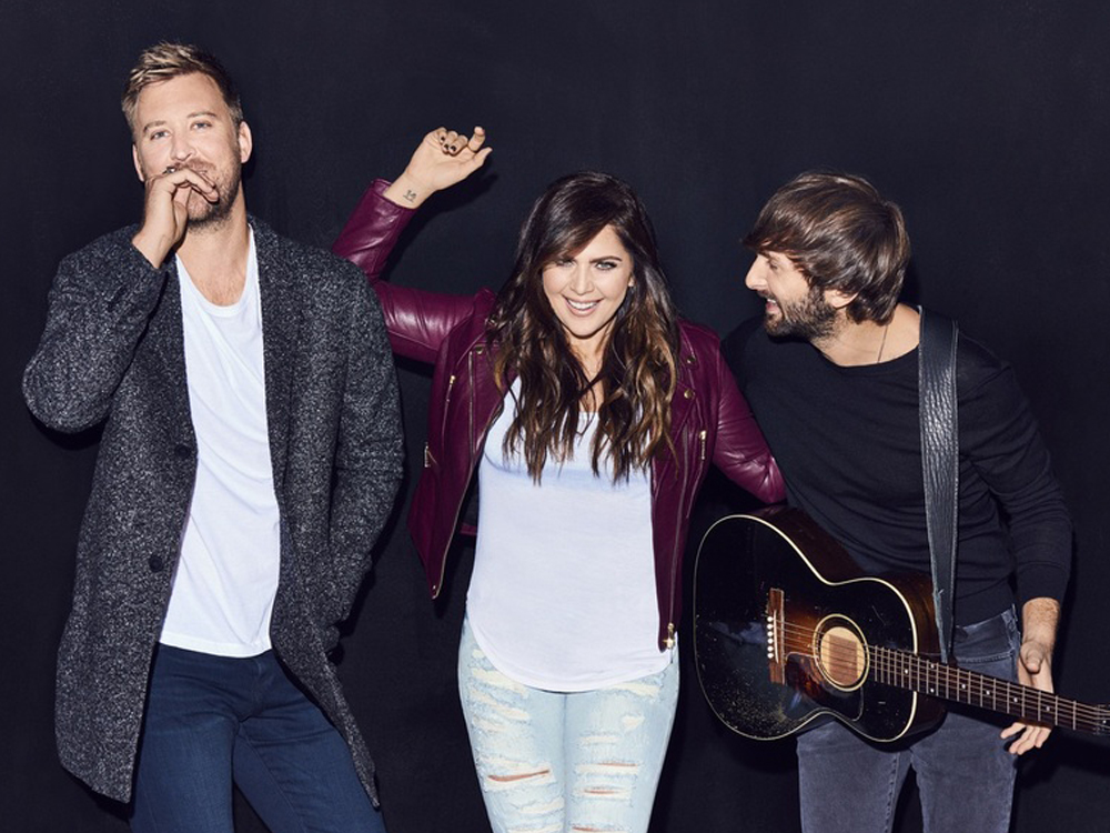 Lady Antebellum to Announce Nominations for 52nd ACM Awards on Feb. 16