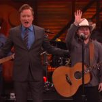 "Did You Forget to Watch Josh Abbott Band Perform ""Amnesia"" on ""Conan"" Last Night? Don't Worry, We've Got Ya Covered"