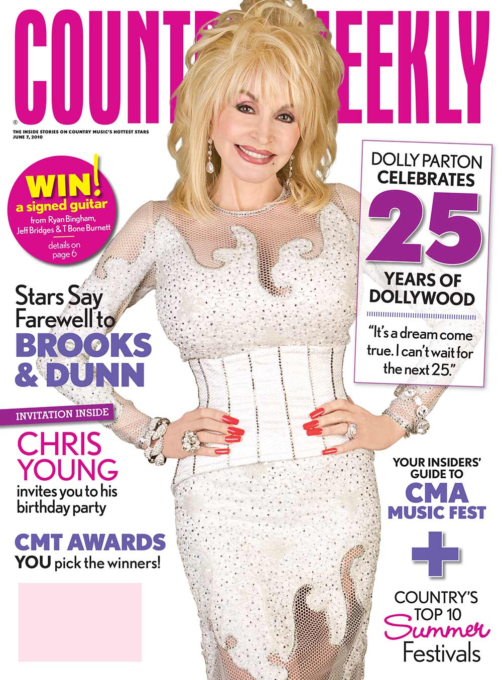 Throwback Thursday: In Honor of Dolly Parton\'s Birthday Today, Check ...