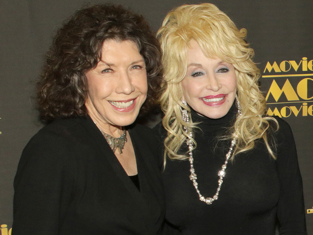 Dolly Parton and Jane Fonda to Present Lily Tomlin With SAG Award Lifetime Achievement Honor