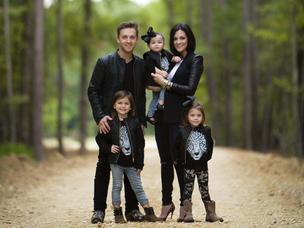 Justin Moore and Wife Kate Expecting Baby Number 4